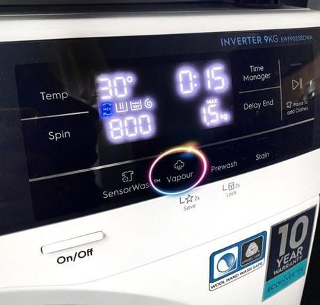 Buying my own HDB flat part 4 – Selecting the white goods (washing machine, dryer)