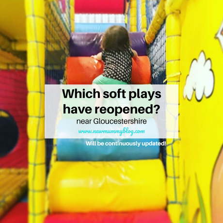 Which soft plays have reopened? (near Gloucestershire)