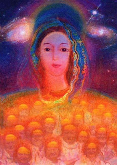 Eleven Virgo Paintings