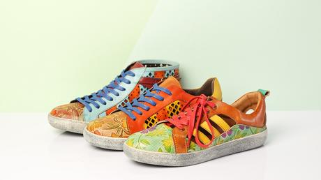 SOCOFY Colorful Sneakers