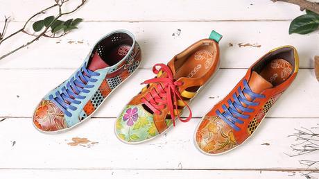 SOCOFY Retro Sports Sneakers