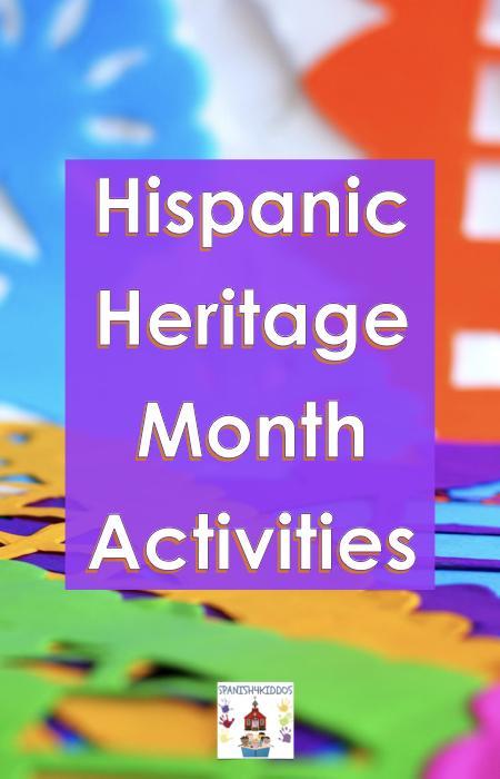 Hispanic Heritage Month Activities