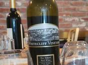 Kitchen Wine: 2010 Whitecliff Vineyards Island