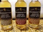 Grangestone Bourbon, Rum, Sherry Cask Single Malt Scotch Whiskys