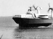 Gironde Estuary Hovercraft Story Pauillac Connection