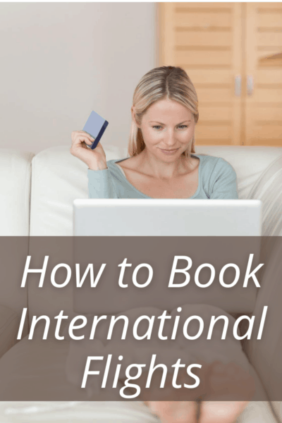 How To Safely Book International Flights