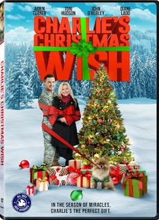 Charlie's Christmas Wish: Coming to DVD, Digital and On Demand November 10 ~ Watch the Trailer!