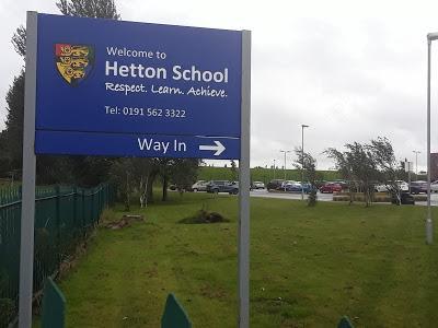 ✔731 Hetton School