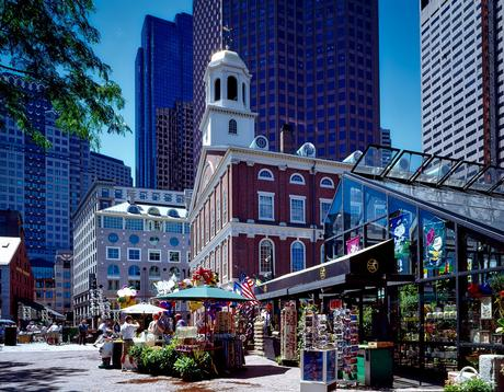 Traveler's guide to Boston