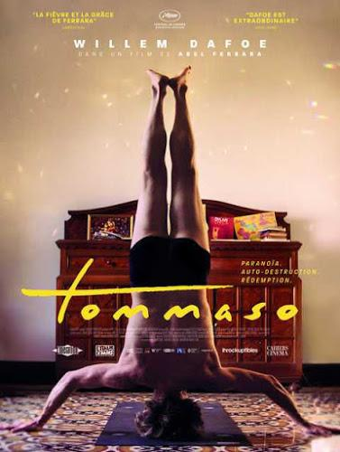 """254. US director Abel Ferrara's semi-autobiographical feature film """"Tommaso"""" (2019), based on his own original script: Trying not to be himself, the director reveals more of himself"""
