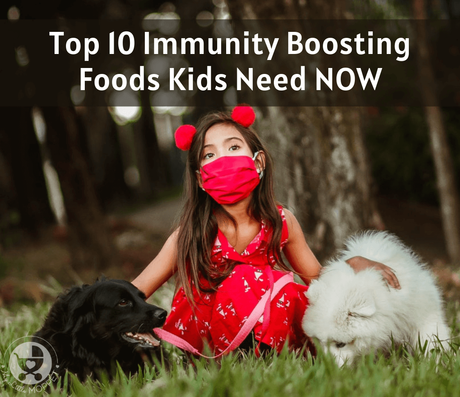 With viruses on the rampage, it's crucial to ensure that your family has the best defenses. Here are the Top 10 Immunity Boosting Foods Kids Need NOW.