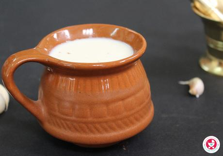 Garlic Milk – Cough and Cold Remedy for Toddlers
