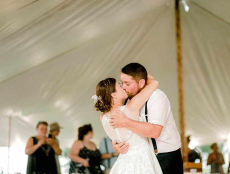Rockland Maine Wedding | Casey & Joe