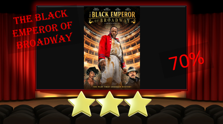 The Black Emperor of Broadway (2020) Movie Review
