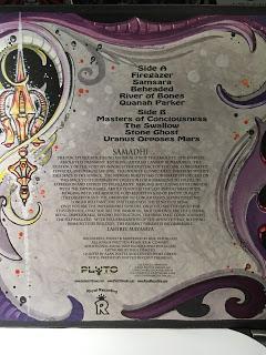 VINYL OF THE DAY: Sunless Throne - Samadhi