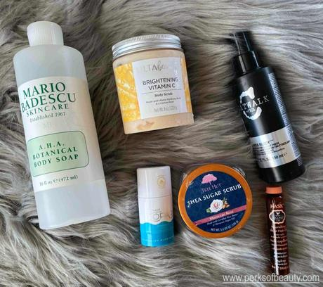 Quarantine Empties: Products that I have used up in 4 months