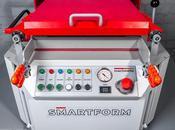 Review Desktop Vacuum Thermoforming Machine SMARTFORM