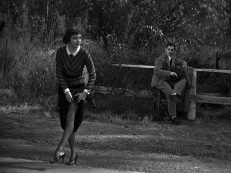 Classic Scene: Hitchhiking