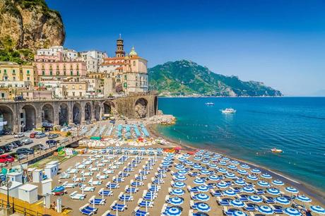 The Secret is Out! The Best Amalfi Coast Beaches Uncovered!