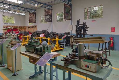 HMT Heritage Centre and Museum: a trip down memory lane
