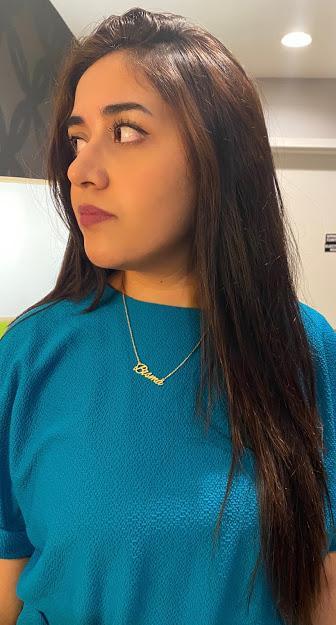 YAFEINI Personalized Jewelry Review