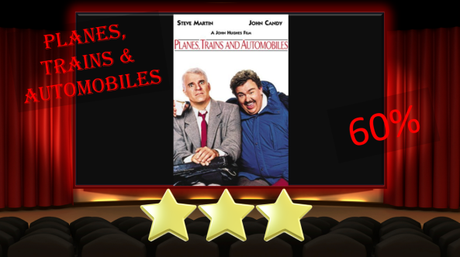 ABC Film Challenge – 80s Movies – H – Planes, Trains & Automobiles (1987) Movie Review