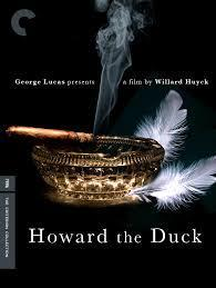 ABC Film Challenge – 80s Movies – H – Howard the Duck (1986) Movie Rob's Pick