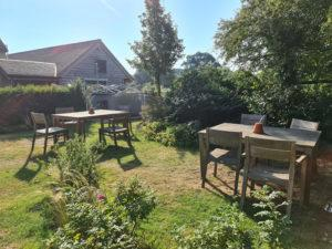 The Crown & Garter in Berkshire – My First Mid-Covid Trip