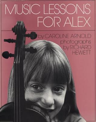 MUSIC LESSONS FOR ALEX: The Making of a Photo Illustrated Children's Book