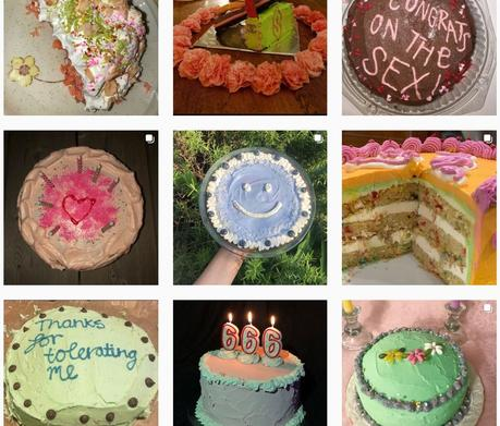 The Beautiful Chaos of Ugly Cakes