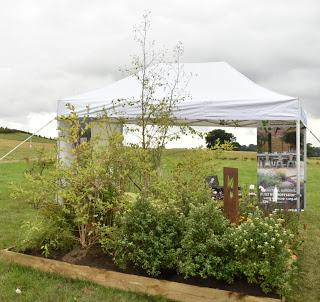 The Belvoir Flower and Garden Festival 2020 - my first garden show of the year
