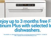 Indesit Dishwashers Free Fairy Pods