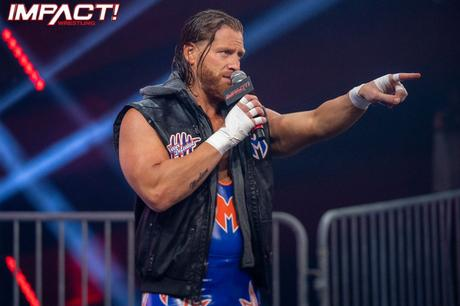 IMPACT Wrestling Star Brian Myers On Signing With IMPACT, Being A Mets Fan, Traveling & Podcasting