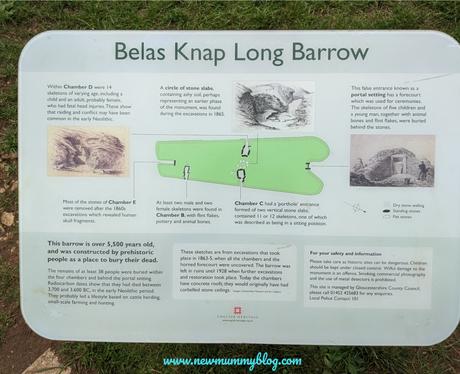 Belas Knap long barrow – Fun Family walks Gloucestershire