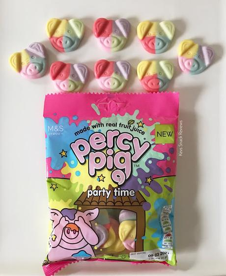 Percy Pig Party Time
