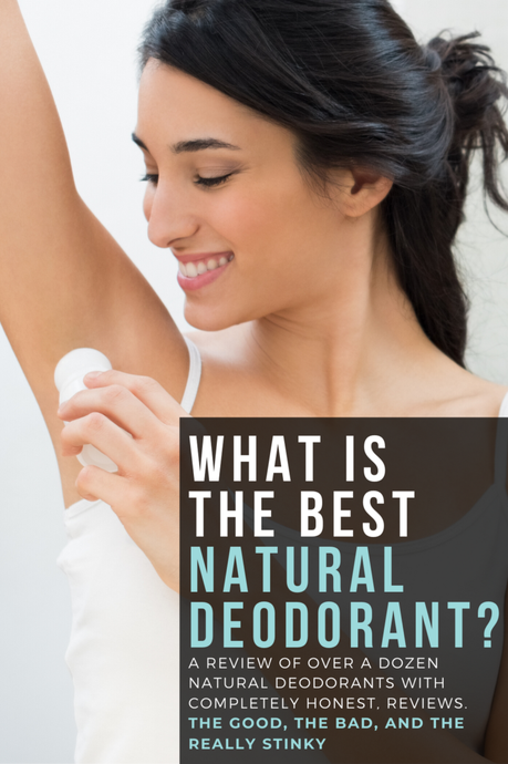 Natural Deodorants Review (Including one for Lume)