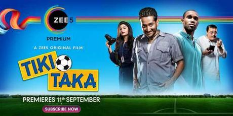 Tiki Taka Movie Review: A decent comedy movie well enough to burst you in riots of laughter!