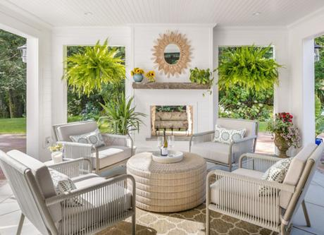 Design Diary: Patio Makeover by Robin M. Anderson