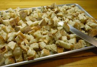 The Comforts of Bread Pudding