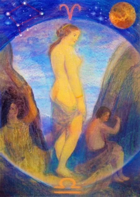 Libra – The Exaltation of Venus
