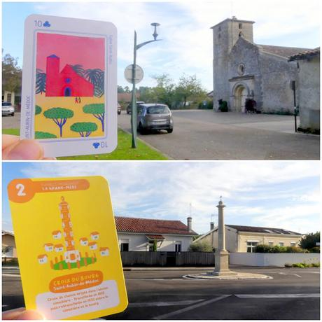 Introducing Bordeaux Métropole's rather lovely local heritage card games