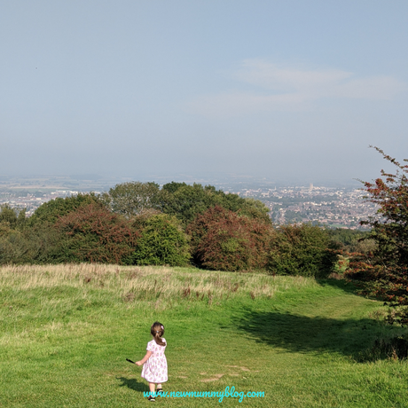 Robinswood Hill Country Park, Gloucester | Fun family walks near Cheltenham