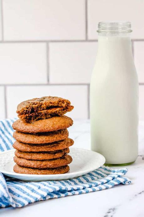 Secretly Healthy Chocolate Chip Cookies