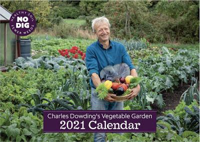 A morning of No Dig Gardening with Charles Dowding