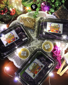 Ojet's Lecheng Puto Bumbong Now Available at The Grocer by OLM