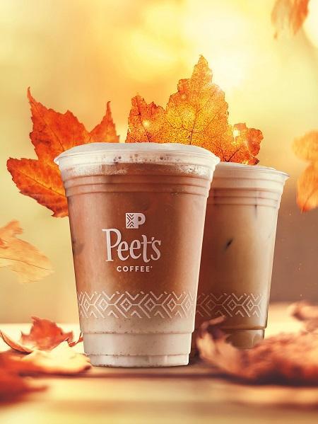 Peet's Coffee Celebrates Autumn with a New Take on Seasonal Favorites
