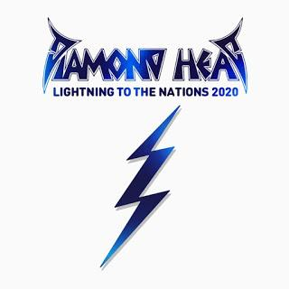 DIAMOND HEAD Release Thunderous 40th Anniversary Re-Recording Lightning Nations Silver Lining Music; Single/Video