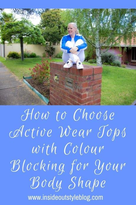 How to Choose Active Wear Tops with Colour Blocking for Your Body Shape