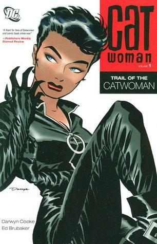 MANGA MONDAY Catwoman- Trail of the Catwoman by Ed Brubaker and Darywn Cooke- Feature and Review