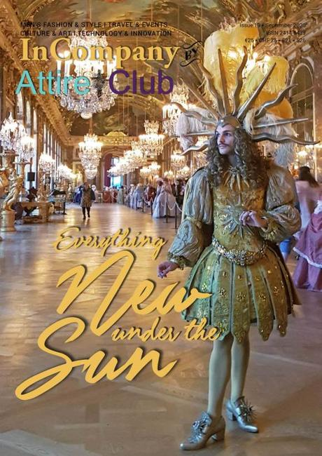 Discover the Autumn 2020 Cover of InCompany by Attire Club